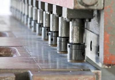 Versatilità del taglio ad acqua