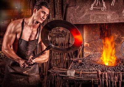 Lavorazione metalli roma
