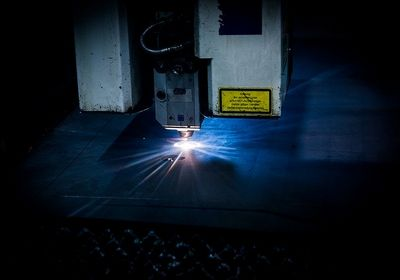Tecnologia laser a fibra